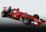 Formula 1 - Ferrari SF15-T 4