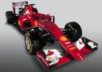 Formula 1 - Ferrari SF15-T 6