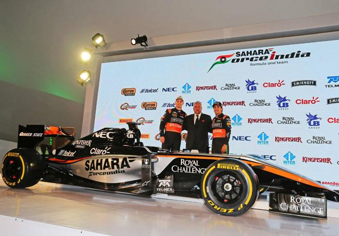 Formula 1 - Force India VJM08 1
