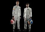 Formula 1 - McLaren-Honda - Jenson Button - Fernando Alonso