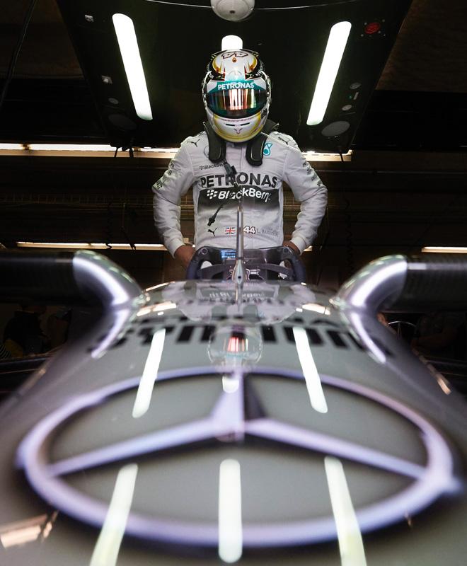Formula 1 - Mercedes-Benz dará a conocer su nuevo auto