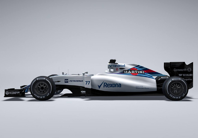Formula 1 - Williams FW37 2