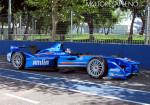 Formula E - Buenos Aires - Argentina 2014 - Antonio Felix da Costa - Amlin Aguri