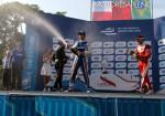 Formula E - Buenos Aires - Argentina 2014 - Prost - da Costa - Piquet en el Podio 2
