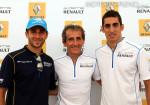 Formula E - Se presento el equipo eDams-Renault 4