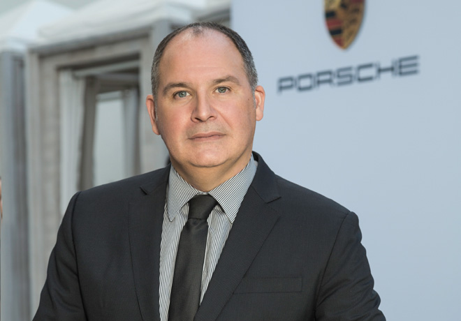 George Wills - Presidente y Gerente General de Porsche Latin America