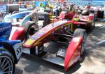Henkel en la Formula E 4