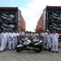 Honda Argentina refuerza su plan de exportacion de motocicletas