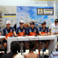 Karcher - Presentacion Equipo KTM 1