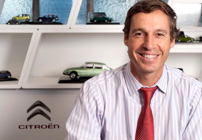 Luis Basavilbaso - Director de Citroen Argentina
