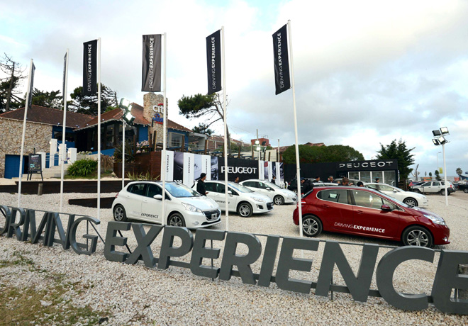 Peugeot Test Drive Experience 2015