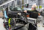 Porsche - Linea de montaje del 918 Spyder 1