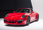 Porsche - Salon de Detroit 2015 - 911 Targa 4 GTS 3