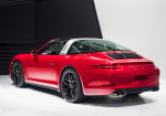 Porsche - Salon de Detroit 2015 - 911 Targa 4 GTS 4