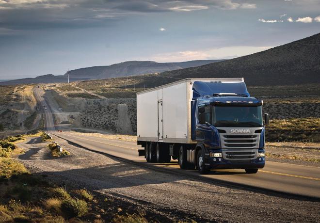 Scania Streamline G410