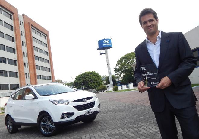 Se entregaron los Premios PIA 2014 - Hyundai