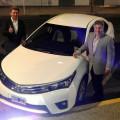 Se entregaron los Premios PIA 2014 - Toyota
