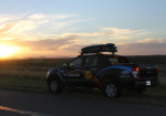 Tierra de Patagones - Ford Ranger - Gauchos de Mar 2