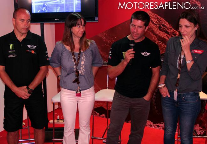 Total -  Pilotos Dakar 3