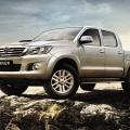 Toyota Hilux - Lider en ventas por noveno año consecutivo 2014