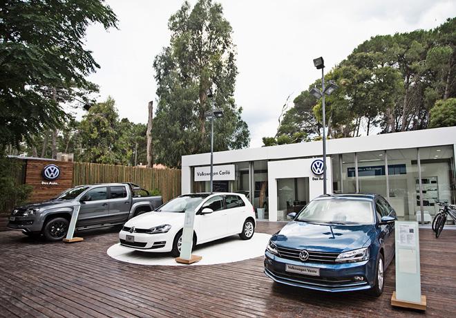 Volkswagen - Verano  2015 Carilo 1 - Amarok - Golf - Vento