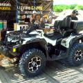 W80 ofrece servicio gratuito para motos y cuatriciclos en Pinamar 1