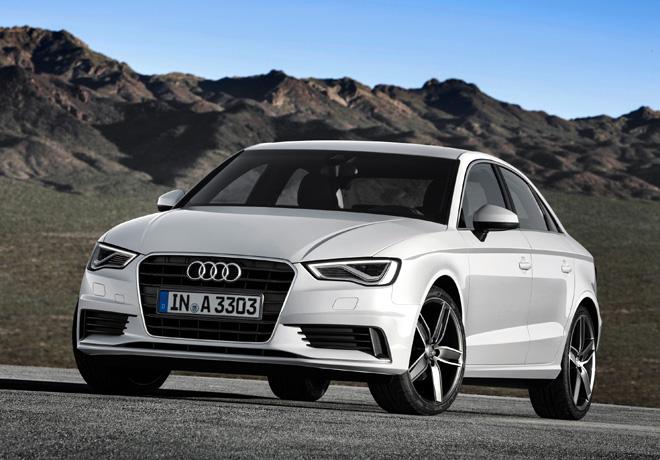 Audi A3 Sedan 1