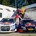 Audi se prepara para la temporada 2015 del DTM 1