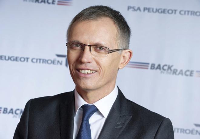 Carlos Tavares - Presidente del Directorio de PSA Peugeot Citroen