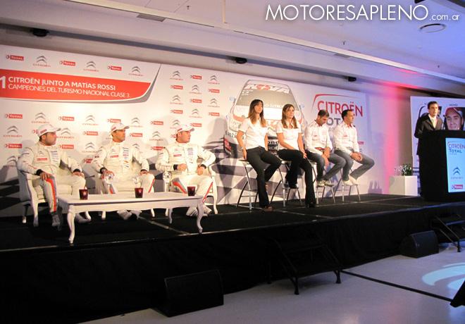 Citroen Total TN Racing 1