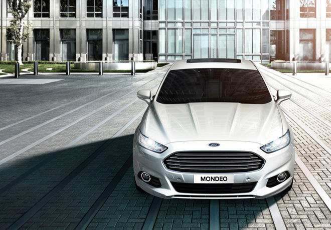 Ford continua revelando el equipamiento del nuevo Mondeo