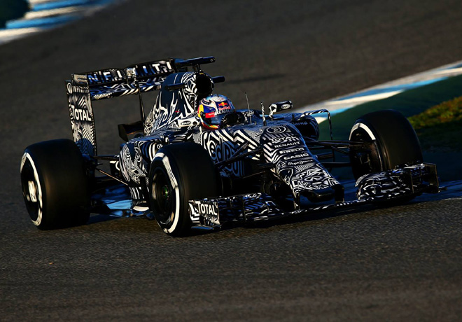 Formula 1 - Red Bull RB11 - Renault 4