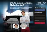 Kia te invita a conocer a Rafael Nadal 2