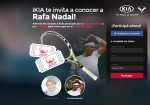 Kia te invita a conocer a Rafael Nadal 3