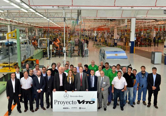 Mercedes-Benz - Proyecto Vito