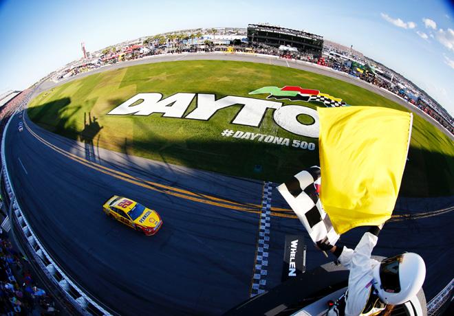 NASCAR - Daytona 500 - Joey Logano - Ford Fusion