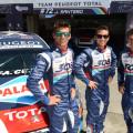 Peugeot - Total - TN - Clase 3 - Facundo Chapur - Julian Santero - Fabian Yannantuoni