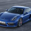 Porsche Cayman GT4 1