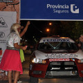 Rally Federal - Navarro - Largada - Gonzalo Monarca - Mitsubishi Lancer EVO
