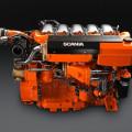 Scania Motores Marinos 1