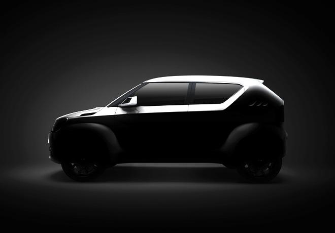 Suzuki - I-M4 Teaser