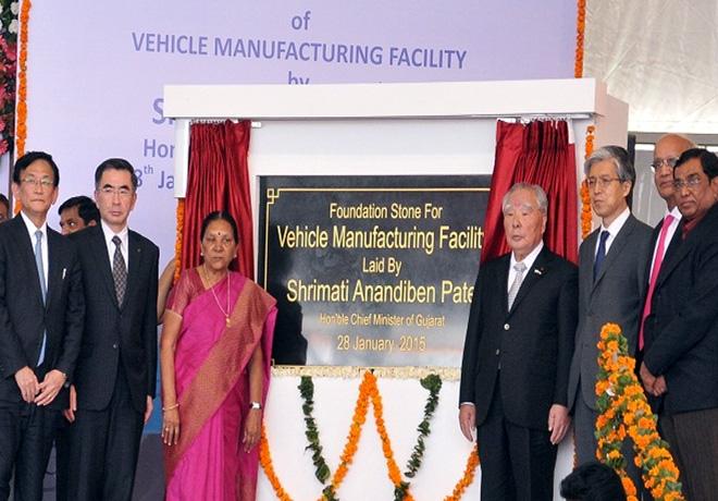 Suzuki Motors Corporation - Nueva planta en La India