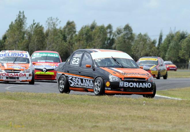 TN - La Plata 2015 - C2 - Cristian Perez - Chevrolet Corsa