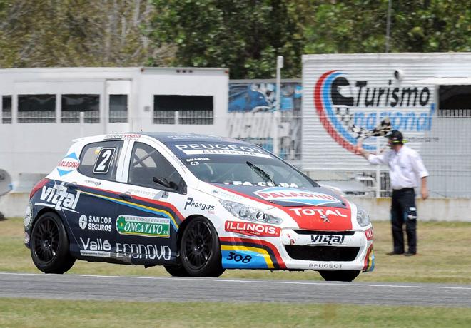 TN - La Plata 2015 - C3 - Facundo Chapur - Peugeot 308