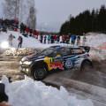 WRC - Suecia 2015 - Dia 2 - Andreas Mikkelsen - VW Polo R