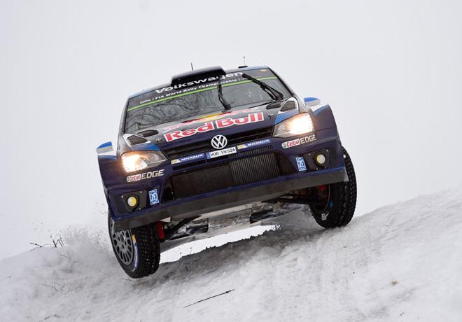 WRC - Suecia 2015 - Final - Sebastien Ogier - VW Polo R