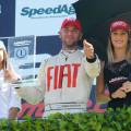 Abarth Punto Competizione - Junin 2015 - El Podio