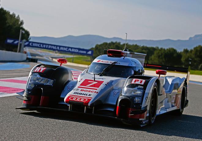 Campeonato Mundial de Resistencia: Audi R18 e-tron quattro 2015 aún más eficiente.