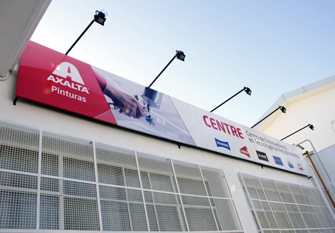 Axalta - Centre