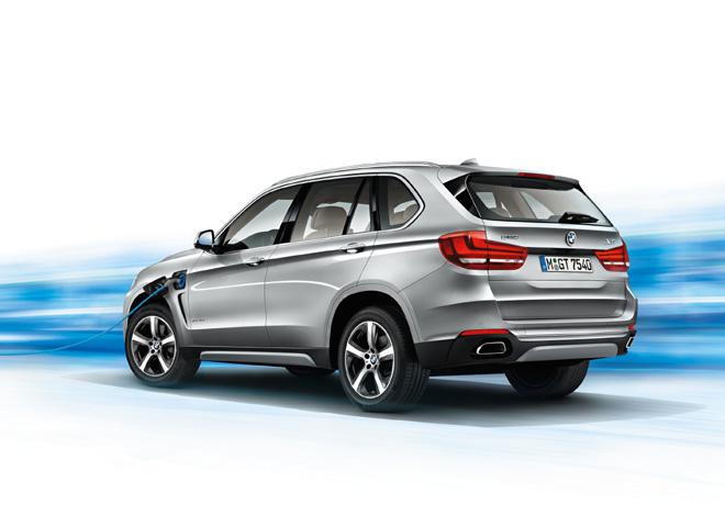 BMW X5 xDrive40e 3